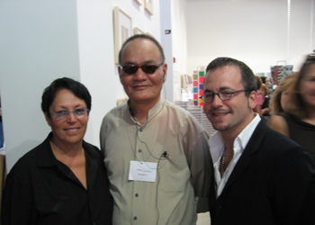 Collector, Editor, and Gallery Owner